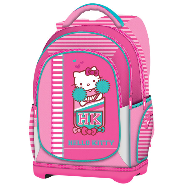 Đački ranac anatomski lagan Hello Kitty Cheerleader 17.Connect 609898 - ODDO igračke