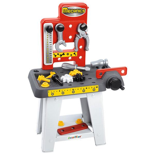 Alatska radionica mali set Ecoiffier SM002407 - ODDO igračke