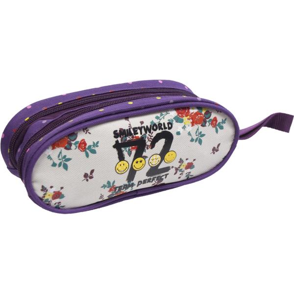 Pernica Smiley Base ovalna Girl 52546 - ODDO igračke
