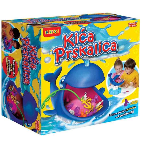 Društvena igra Kića Prskalica TB10302 - ODDO igračke