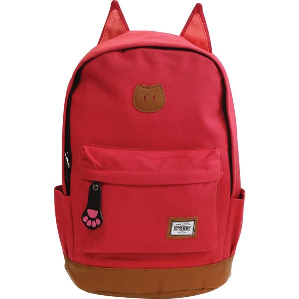 Ranac Street Cat Red 53368 - ODDO igračke