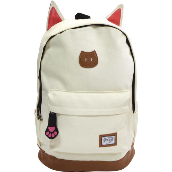 Ranac Street Cat White 53367 - ODDO igračke
