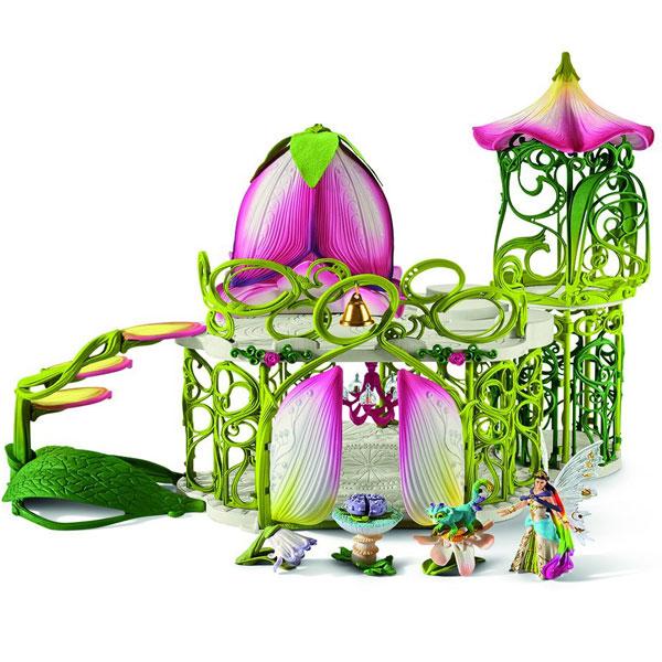 Schleich Bayala Magični Elf zamak sa dodacima 42140 - ODDO igračke