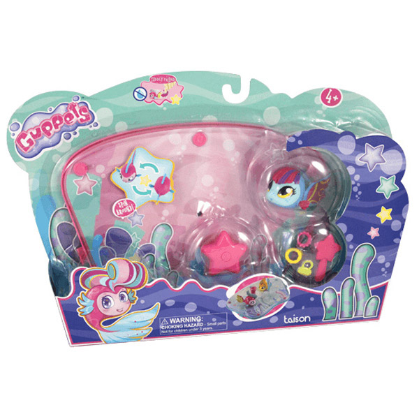 Guppets Ribica set 1003 - ODDO igračke