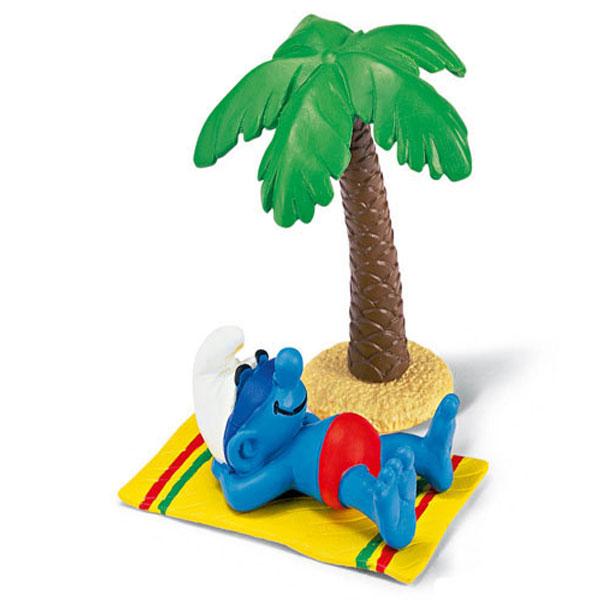 Schleich Štrumf na odmoru 40261 - ODDO igračke