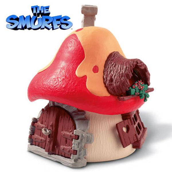 Schleich Štrumfova kuća velika 49001 - ODDO igračke