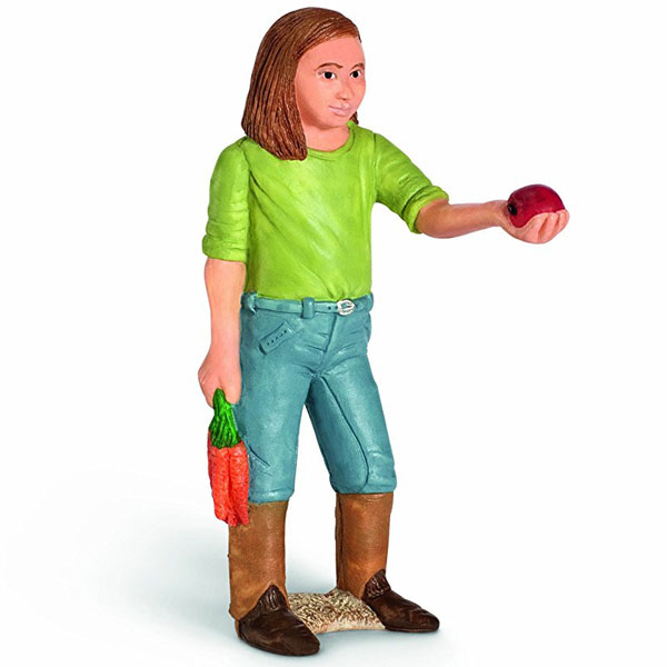 Schleich Devojka, hrani 13464 - ODDO igračke