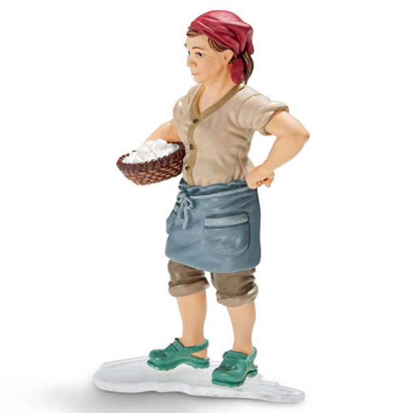 Schleich figura Farmerova žena 13468 - ODDO igračke