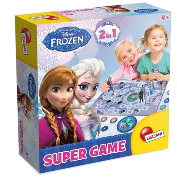 Lisciani društvena igra Frozen 2 u 1 31750 - ODDO igračke