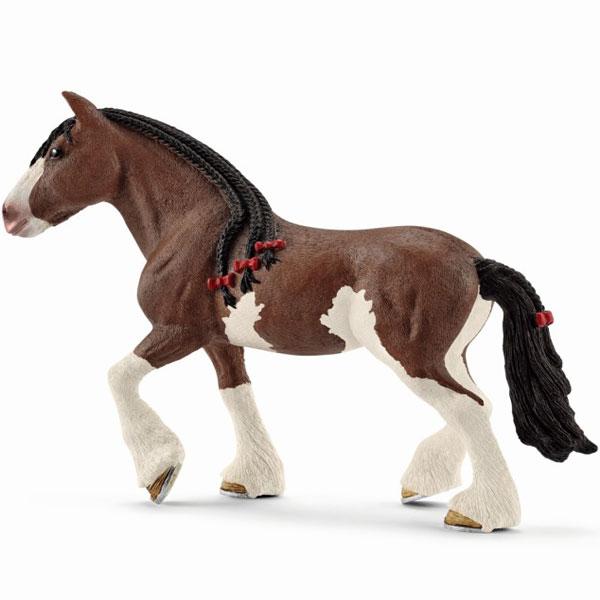 Schleich Clydesdale kobila 13809 - ODDO igračke