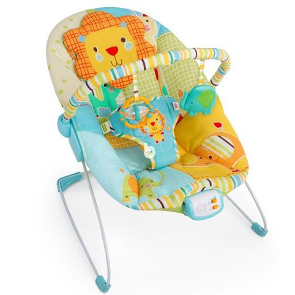 Kids II Ležaljka Jubilant Jungle SKU60508 - ODDO igračke