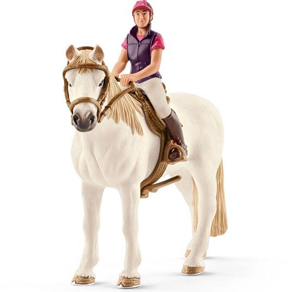 Schleich Jahač na konju 42359 - ODDO igračke