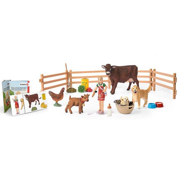 Schleich Farma set 97335 - ODDO igračke