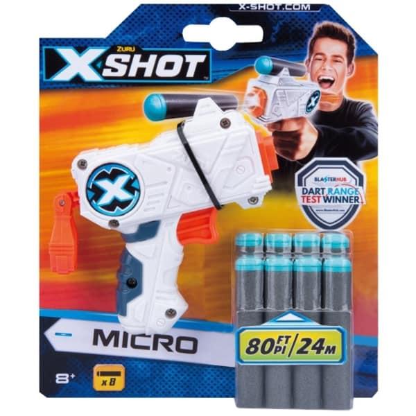 Pištolj Zuru  X-SHOT micro 07713 - ODDO igračke