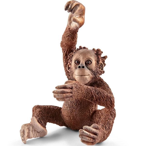 Schleich Orangutan Mladunče 14776 - ODDO igračke