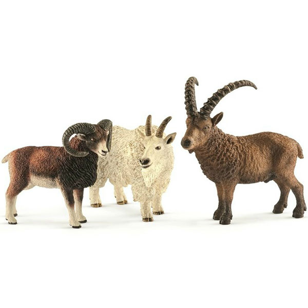 Schleich set Planinske životinje 41459 - ODDO igračke