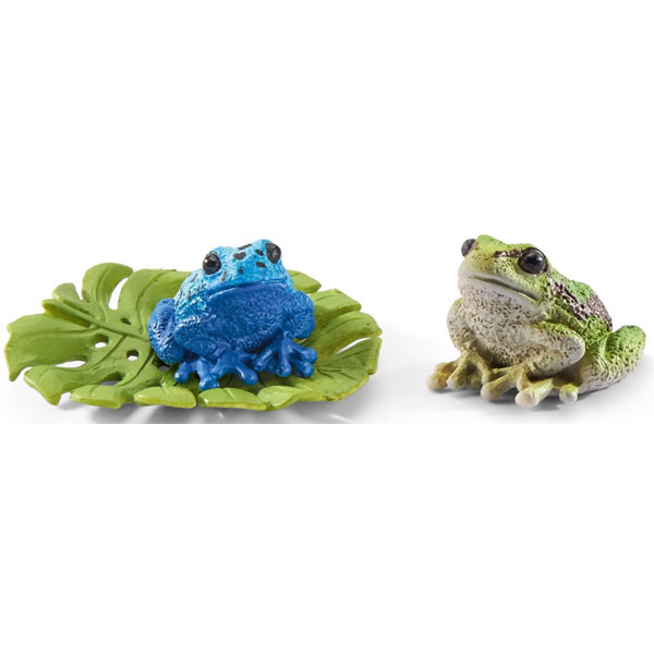 Schleich Set Žaba 42254 - ODDO igračke