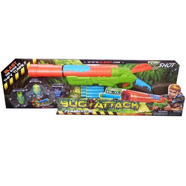 Puška BUG ATTACK - ELIMINATOR 10850 - ODDO igračke