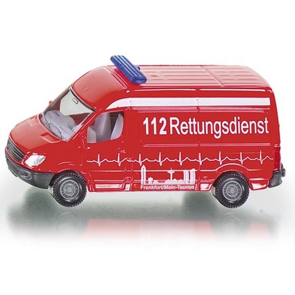 Siku Ambulantna kola 0805 - ODDO igračke