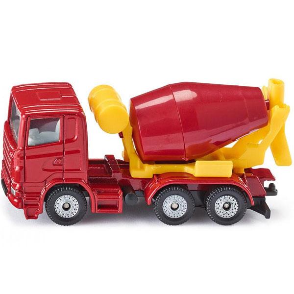 Siku Kamion- mešalica za beton 0813 - ODDO igračke