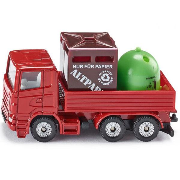 Siku Kamion za prevoz otpada 0828 - ODDO igračke