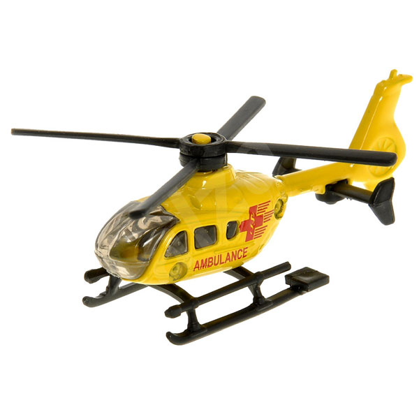 Siku Helikopter- hitna pomoć 0856 - ODDO igračke