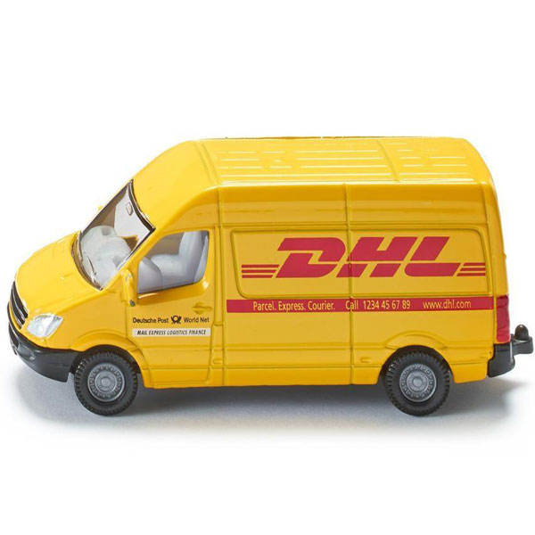 Siku Poštanski Van-DHL 1085 - ODDO igračke