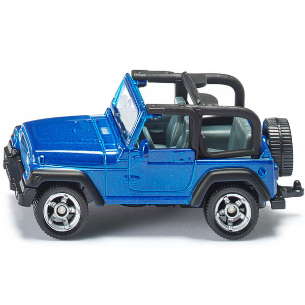 Siku Auto Jeep Wrangler 1342 - ODDO igračke