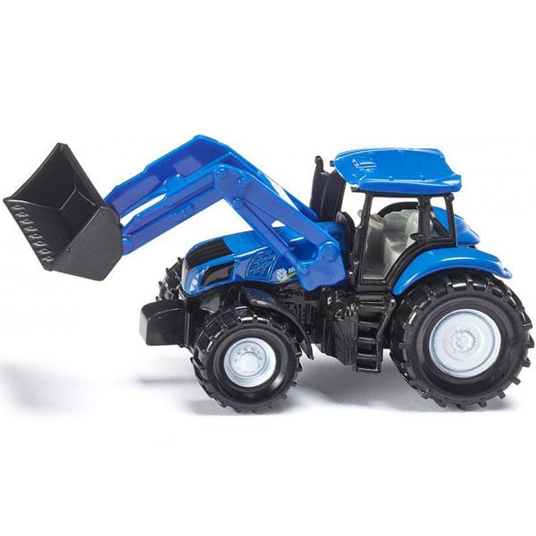 Siku Traktor New Holland sa kašikom 1355 - ODDO igračke