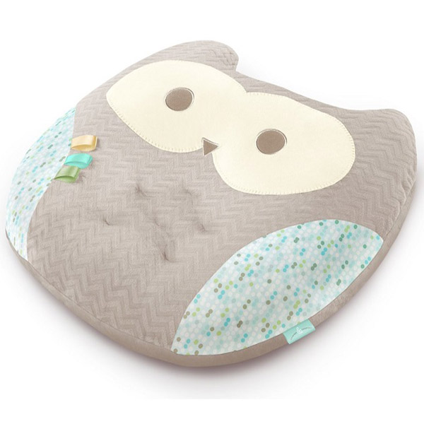 Kids II Lounge Buddies Infant Positioner - In Owl SKU10085 - ODDO igračke