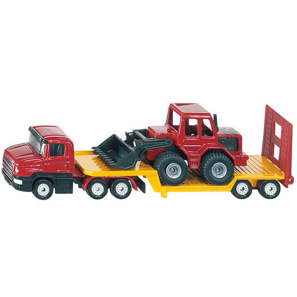 Siku Kamion nosač bagera 1616 - ODDO igračke