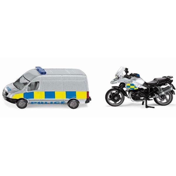 Siku Set policija 1655SP - ODDO igračke