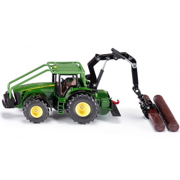 Siku John Deere - šumski traktor 1974 - ODDO igračke