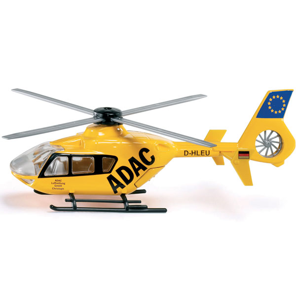 Siku Policijski helikopter Spasilački tim 2539S - ODDO igračke