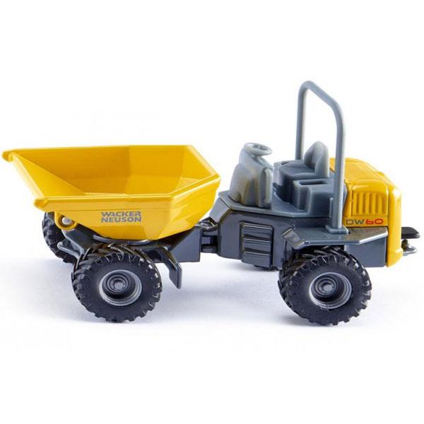 Siku Wacker Neuson DW 60 damper 3509 - ODDO igračke