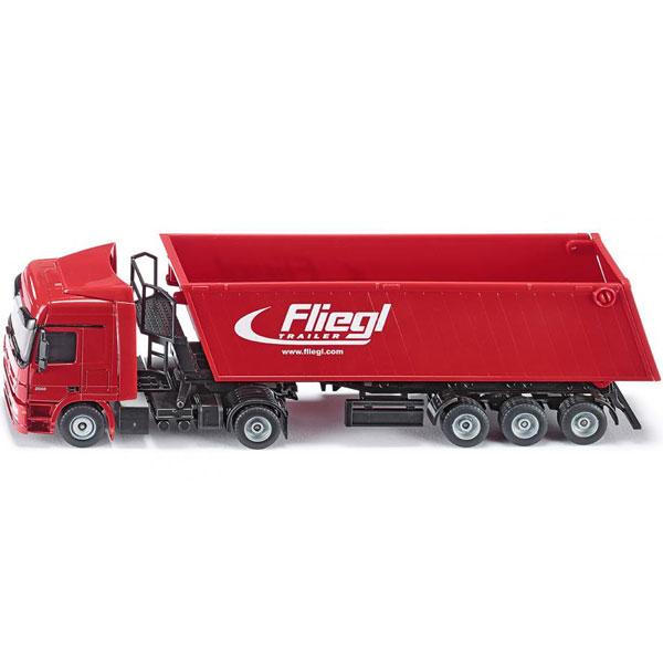 Siku Kamion sa pokretnom prikolicom 3537 - ODDO igračke