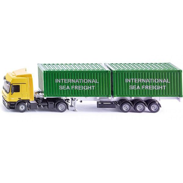 Siku Kamion za prevoz kontejnera 3921 - ODDO igračke