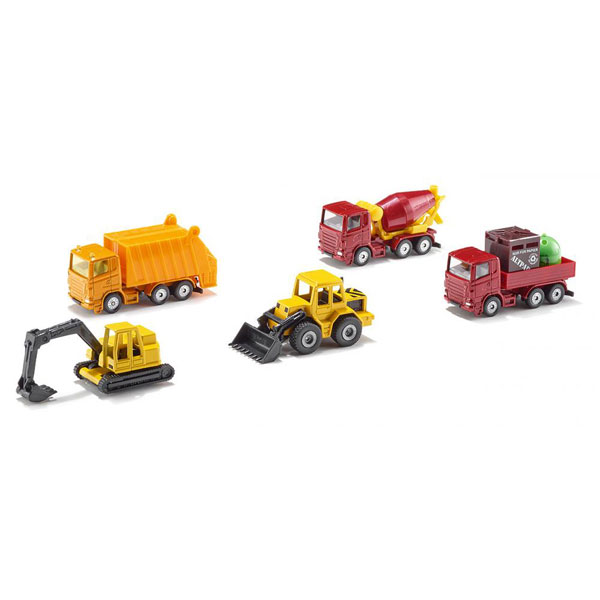 Siku Gift set gradjevinarstvo 6283 - ODDO igračke