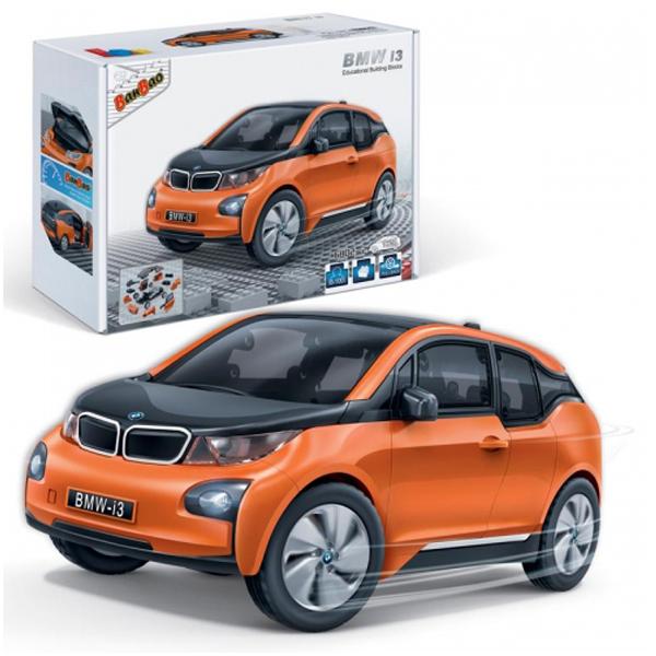 BanBao kocke BMW I3 6802-2 - ODDO igračke