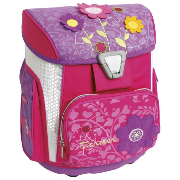 Đačka anatomska torba Forever Connect roze 304647 - ODDO igračke