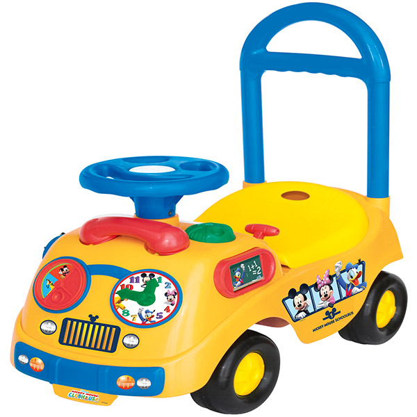 Guralica Mickey School bus 0124688 - ODDO igračke