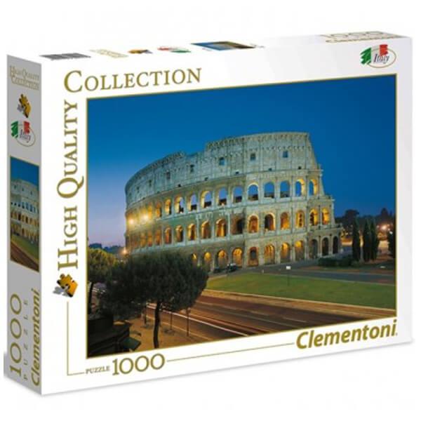 Clementoni Puzzla Roma Colosseo 1000 pcs 39457 - ODDO igračke