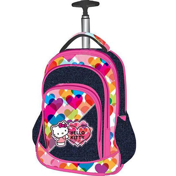 Trolley ranac Hello Kitty Target 17450 - ODDO igračke