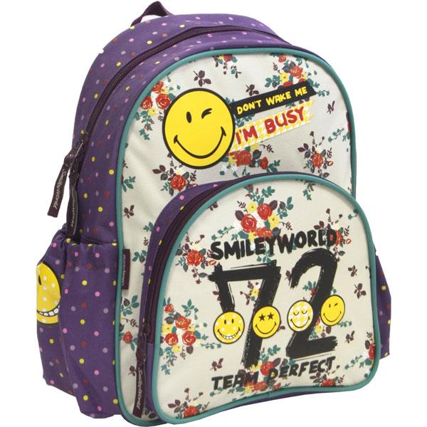 Ranac za vrtić Smiley Girl 52544 - ODDO igračke