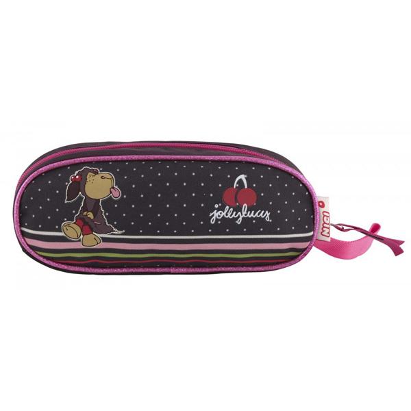 Pernica vrećica/ovalna Nici JollyLucy Target 16551 braon-sivi - ODDO igračke