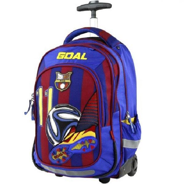Školski trolley ranac Football Rred Target 17241 - ODDO igračke