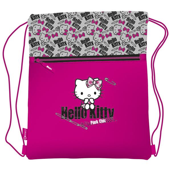 Torba za patike Hello Kitty Punk Chic 2 17.Connect - ODDO igračke