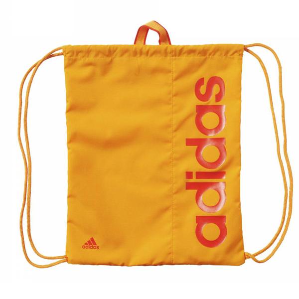 Torba za patike Linear graphic žuta Adidas AJ9972 - ODDO igračke