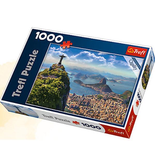 Trefl puzzla Rio de Janeiro 1000pcs 10405 - ODDO igračke