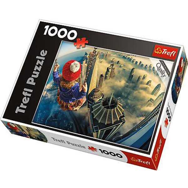 Trefl puzzla Great dreams 1000pcs 10407 - ODDO igračke